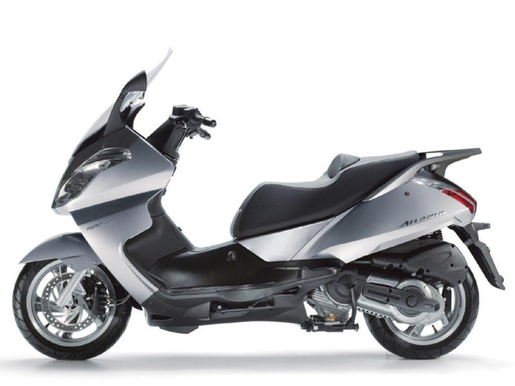 Aprilia Atlantic 400 Sprint