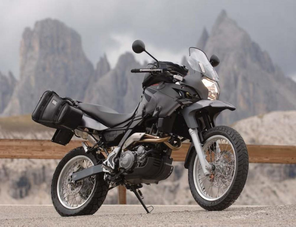 Aprilia Pegaso 650 (reduced effect)