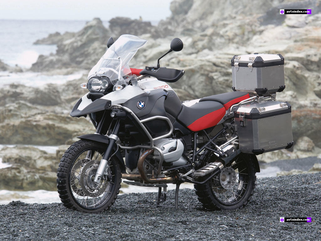 James tames in the arctic with a bmw r 1200 gs short news poster