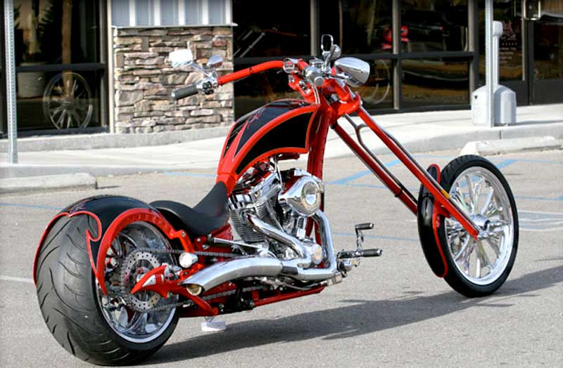 Big-Bear-Choppers Sled 100 EFI Evolution