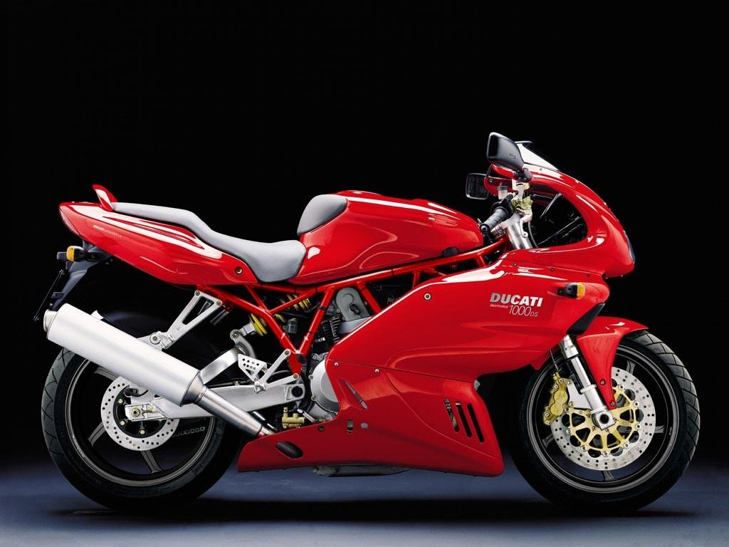Ducati 1000 Supersport DS