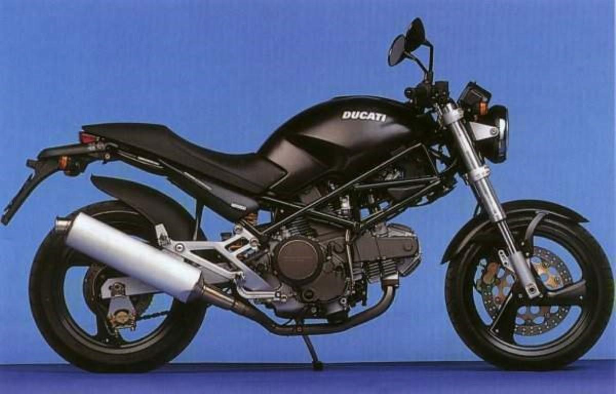 Ducati 900 Monster i.e. Dark
