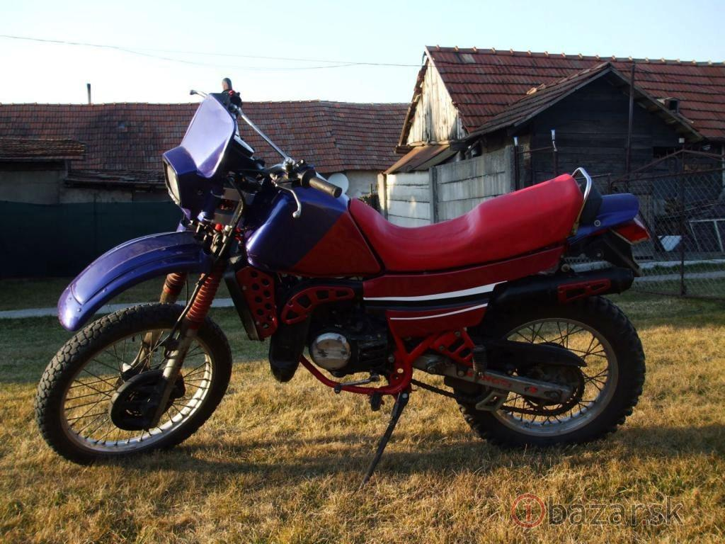 Gilera 200 RX Arizona