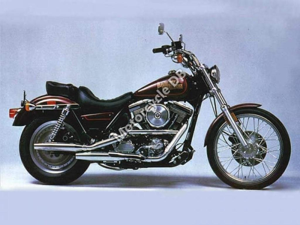 Harley-Davidson 1340 Low Rider Custom FXLR (reduced effect)
