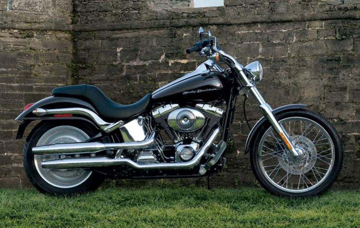 Harley-Davidson Softail Deuce Injection