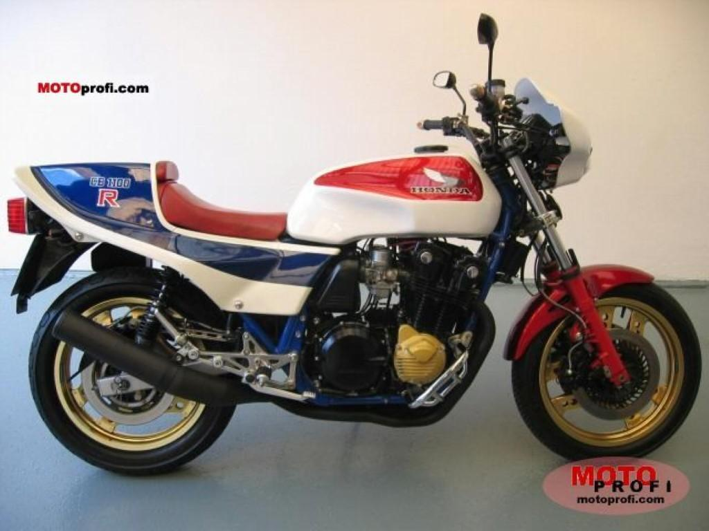Honda CB 1100 R (reduced effect)