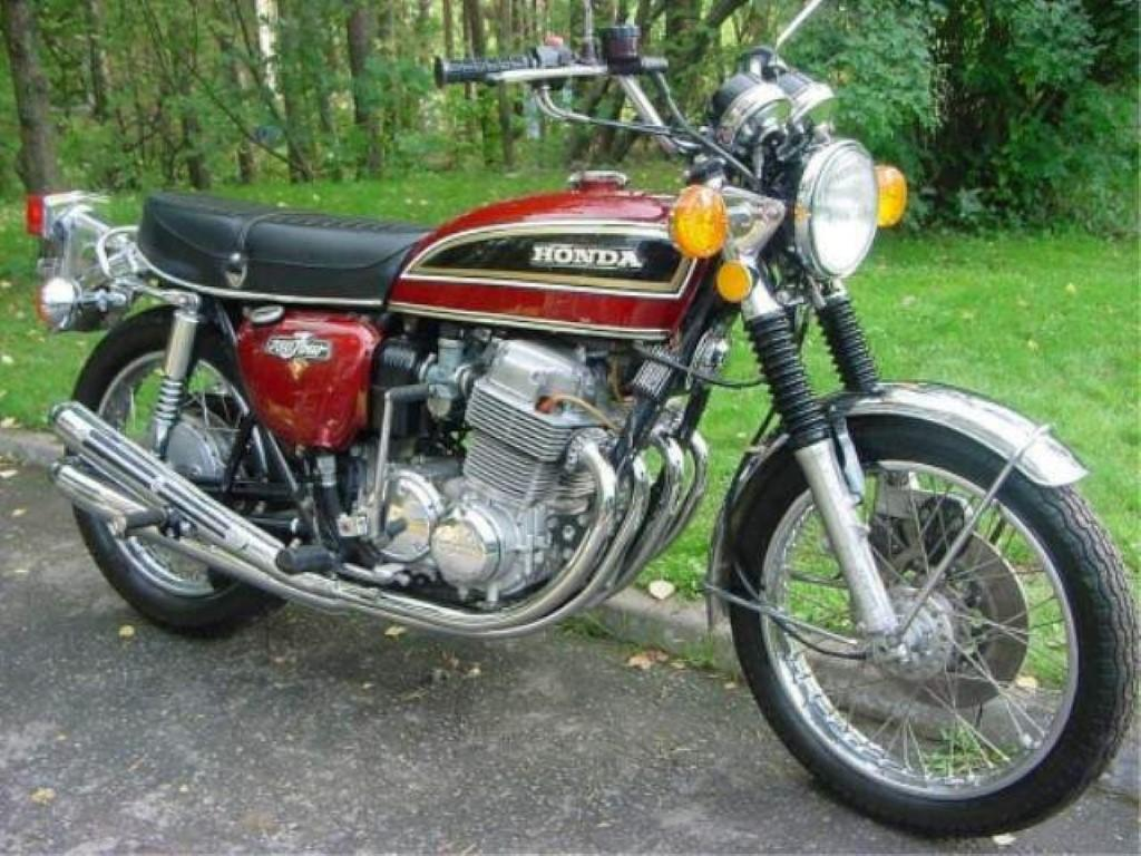 Honda CB 750 K 2nd. edition