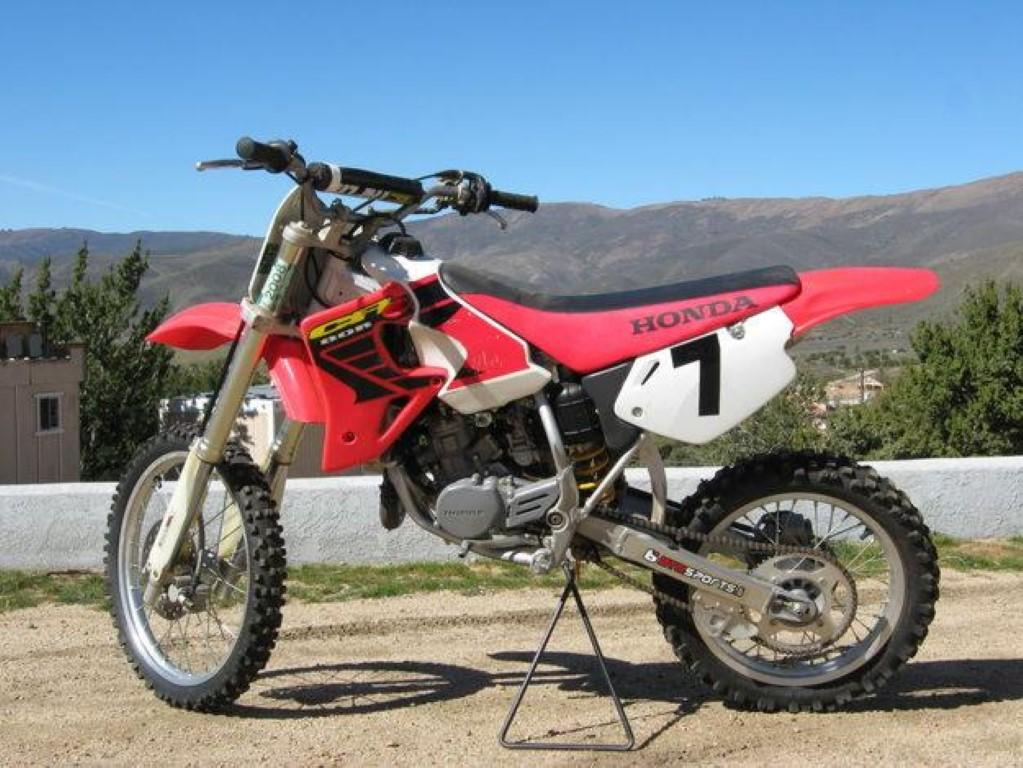 Honda CR 80 RB Expert