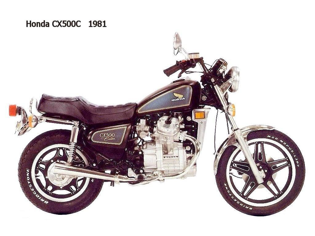 honda cx 500 c 1981 datos t cnicos poder par el. Black Bedroom Furniture Sets. Home Design Ideas