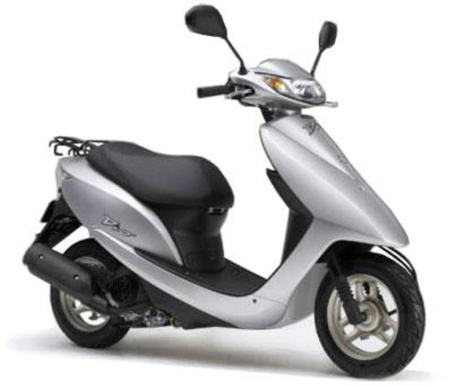 HONDA Dio AF 62. Technical Data Of Scooters. Scooters Fuel