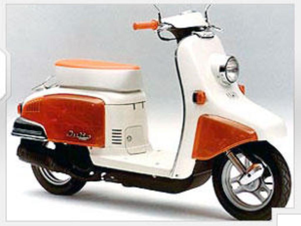 HONDA Julio AF52. Technical data of scooters. Scooters fuel economy ...