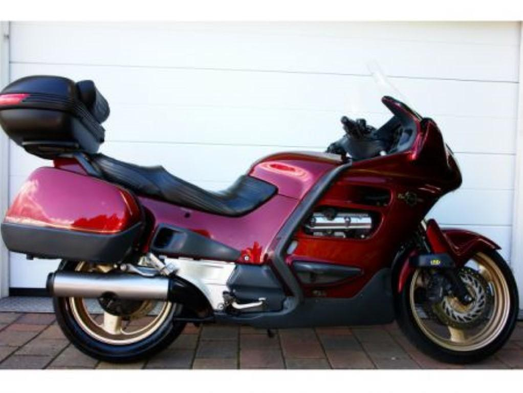Honda ST 1100 Pan European CBS ABS With TCS