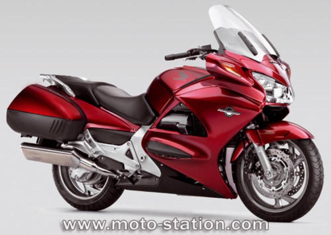 Honda ST 1300  ABS Pan European