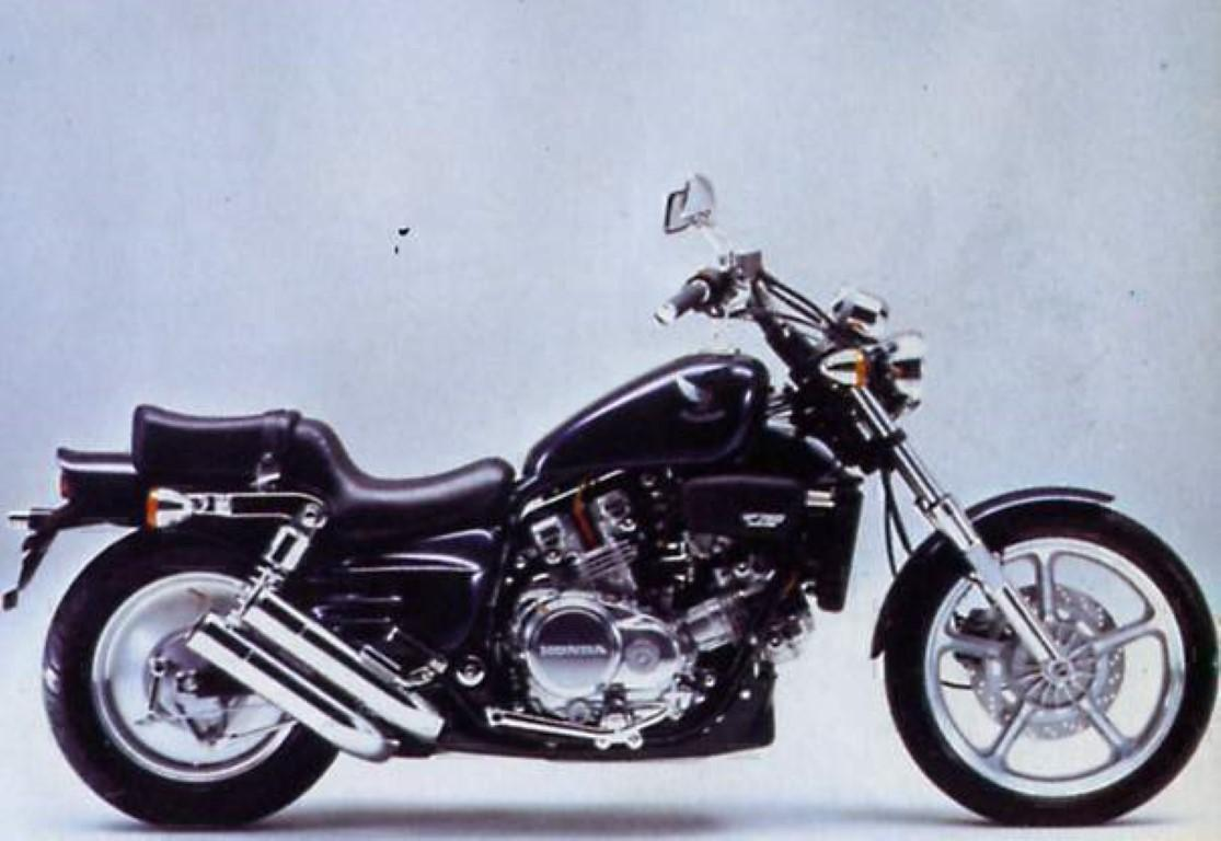 Honda VF 750 C Shadow