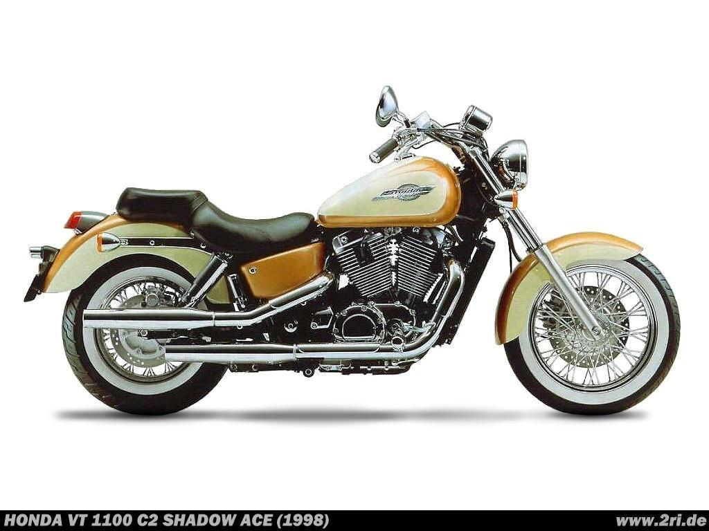 Honda VT 1100 ACE Shadow