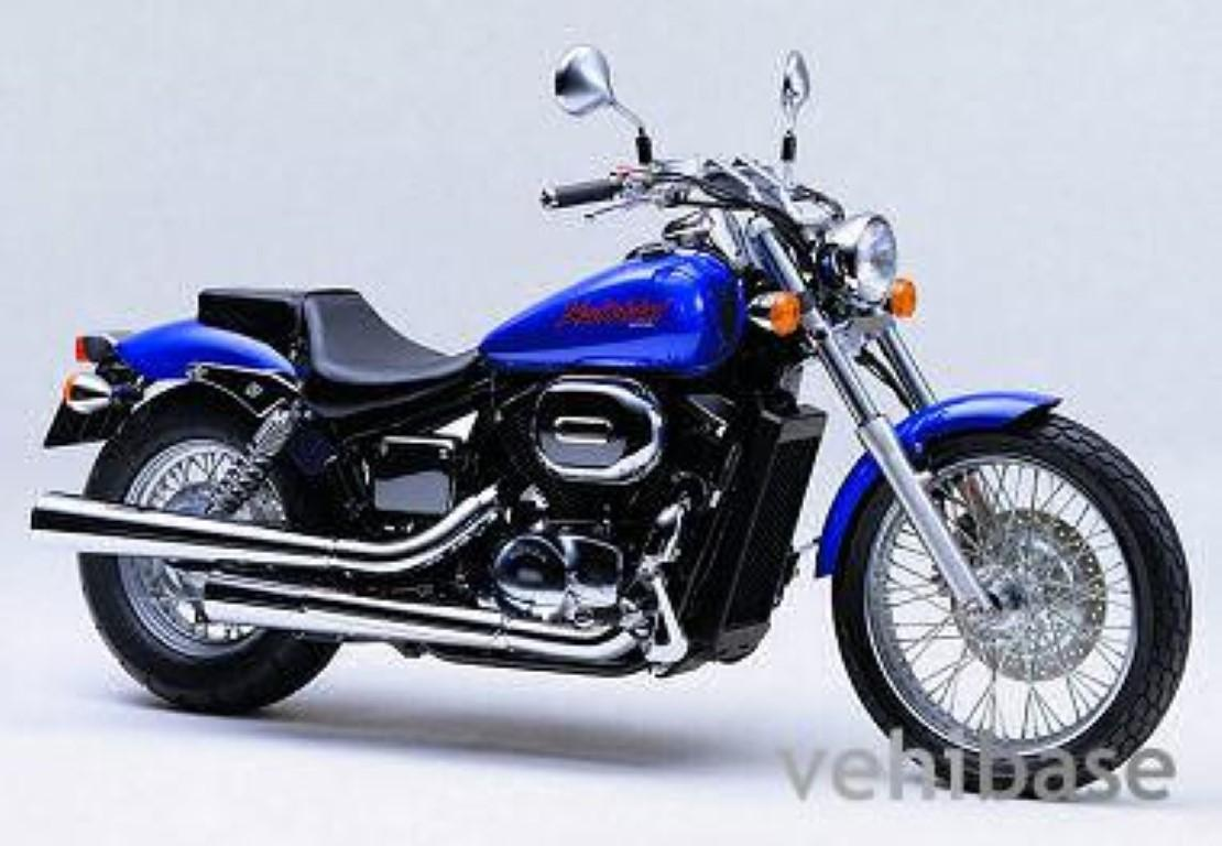 Honda VT 750 C3 DC Black Widow