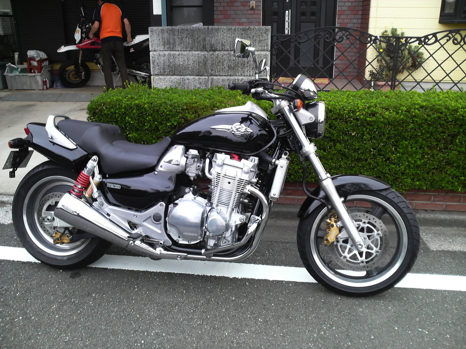 Honda Motorcycles Related Images Start 450