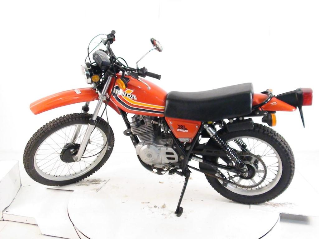 honda xl 250 technical data of motorcycle motorcycle. Black Bedroom Furniture Sets. Home Design Ideas