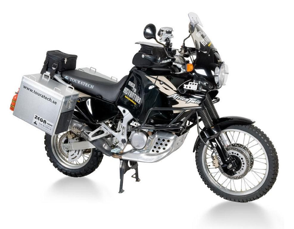 Honda XRV 750 Africa Twin (reduced effect)