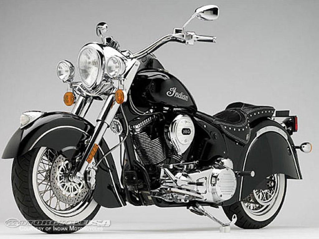 Indian Chief Standart