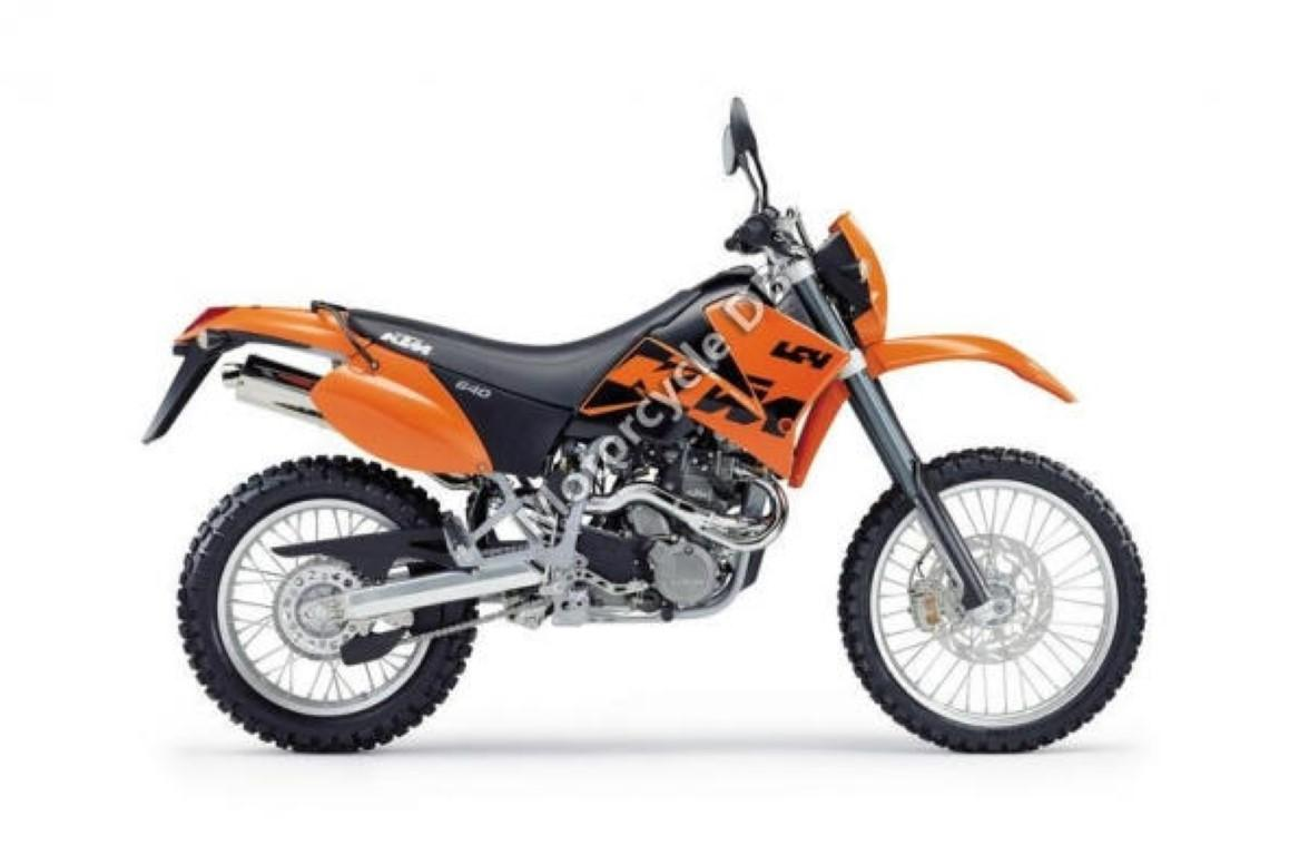 KTM LC4 620 Super Competition