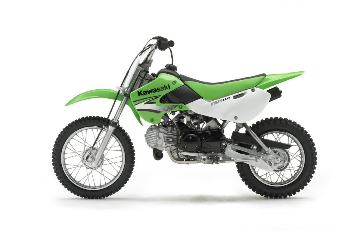 Kawasaki KLX 110 Monster Energy