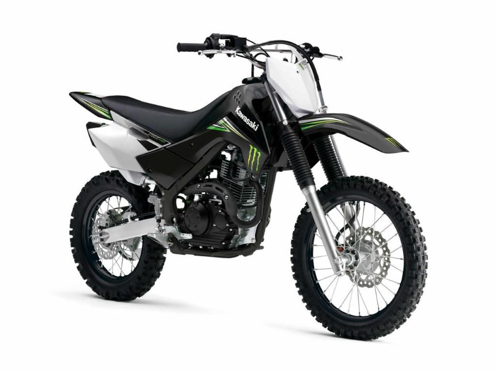 Kawasaki KLX 140 Monster Energy