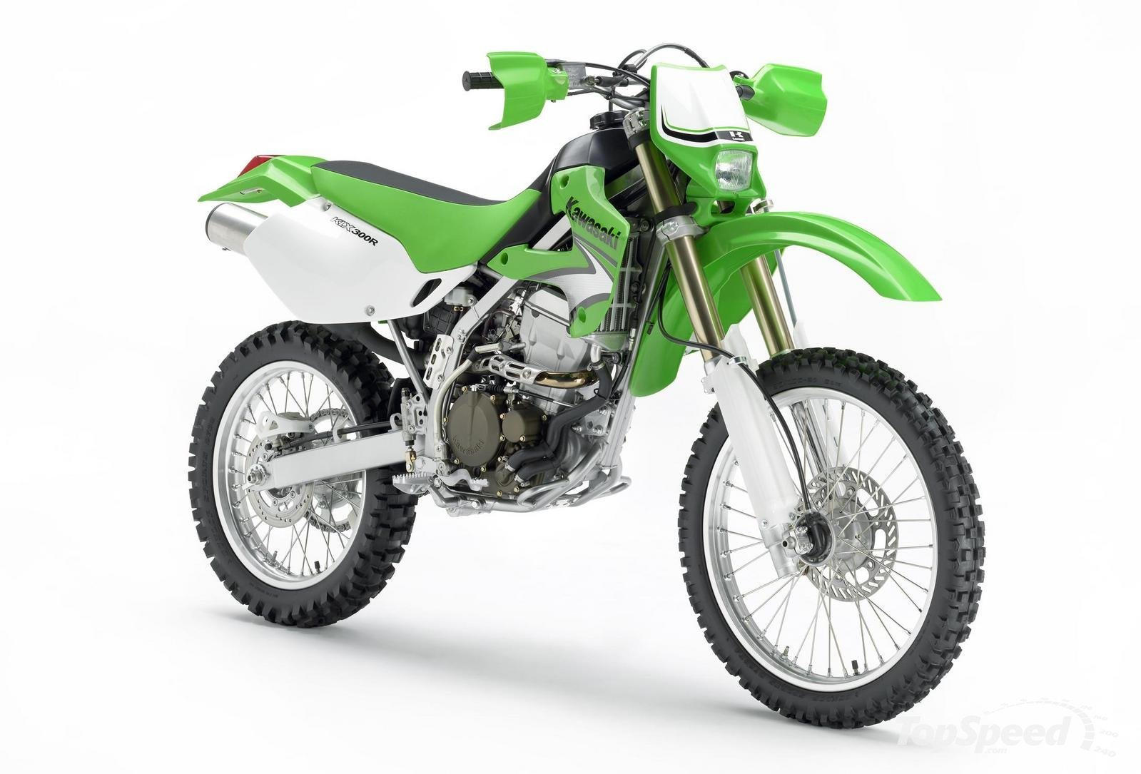 Silly to buy DRZ400E for more on road than off road