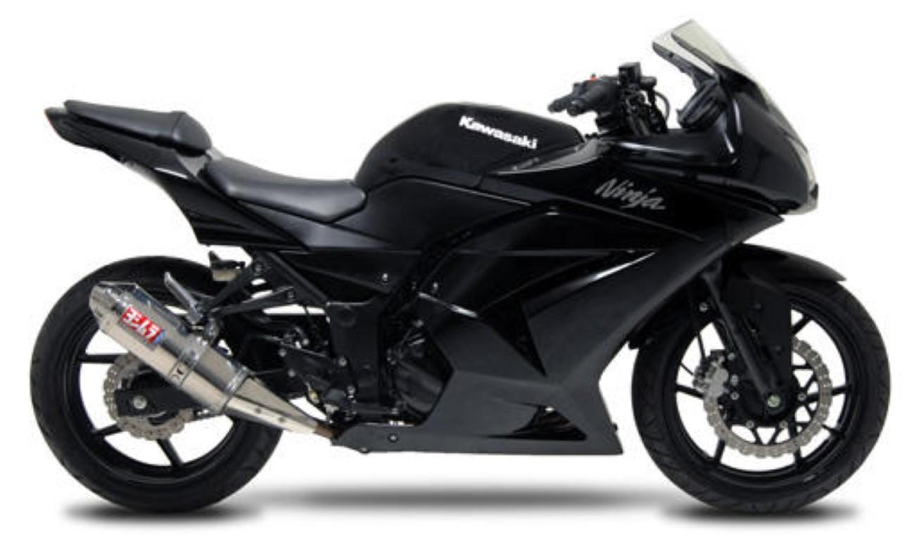 the kawasaki ninja 250r - photo #31