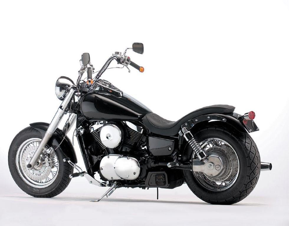 What Color Is  Kawasaki Nomad