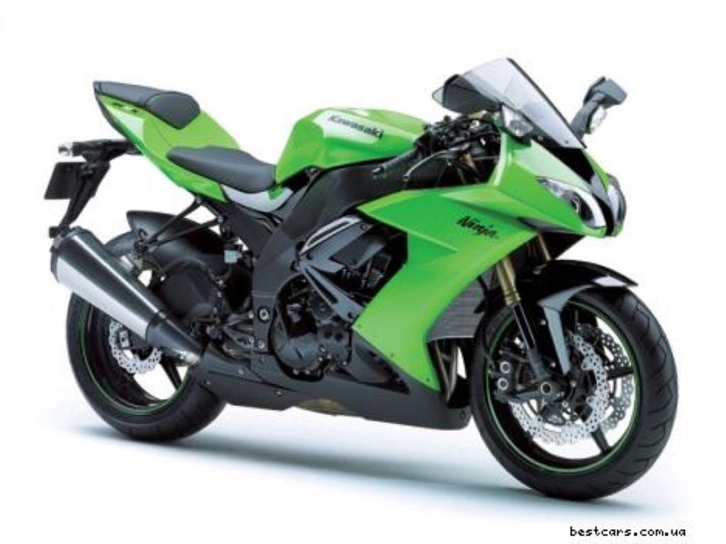 Kawasaki ZX-10 (reduced effect)