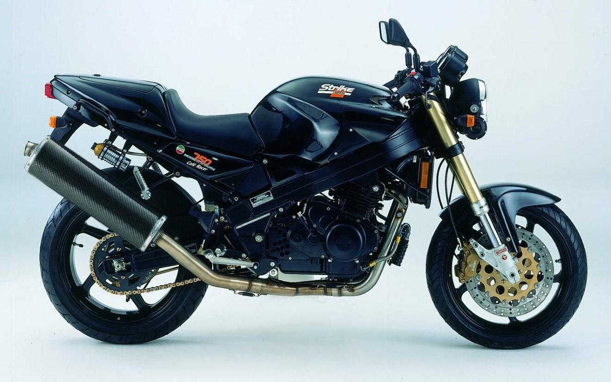 Laverda Ghost Strike