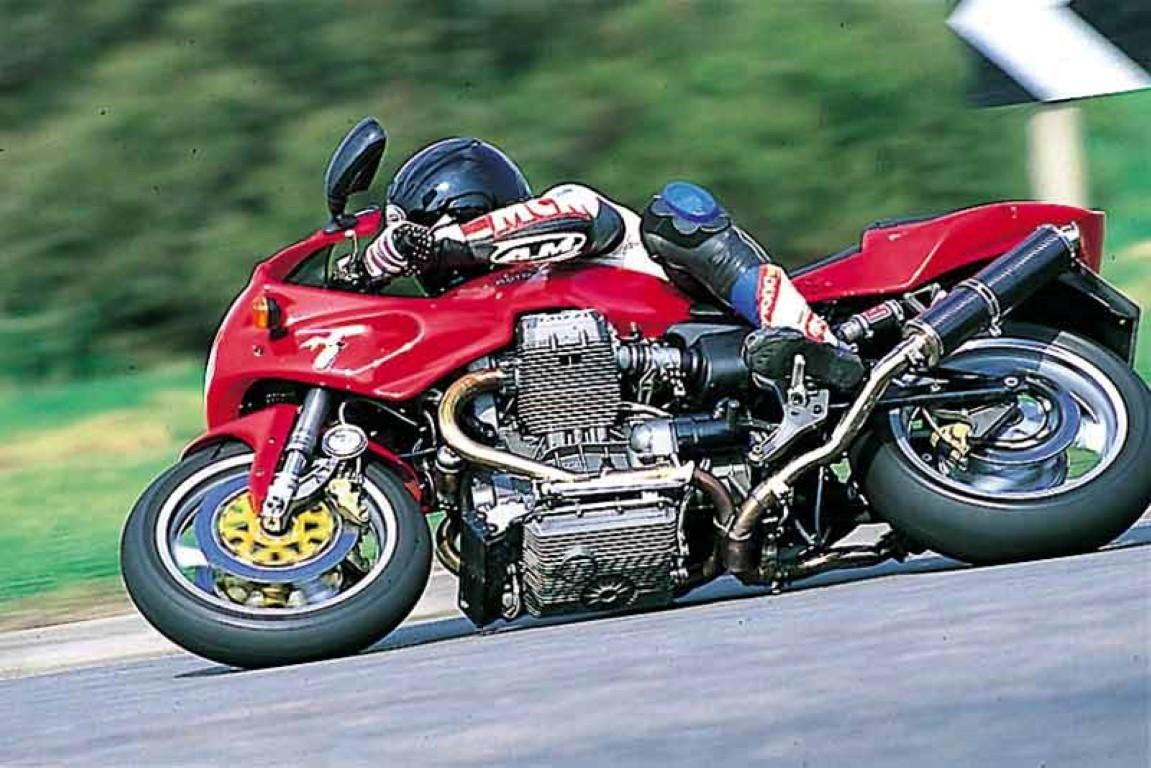 Moto-Guzzi 1000 Daytona Injection