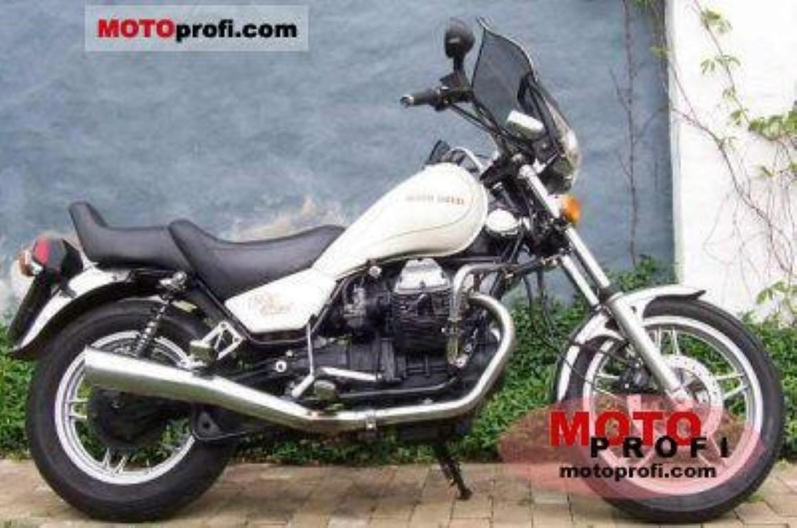 Moto-Guzzi V 65 Florida (reduced effect)