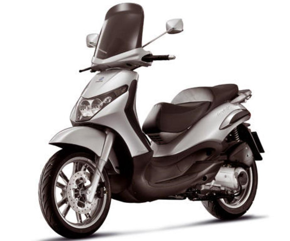 piaggio beverly 125 technical data of scooters scooters fuel economy information. Black Bedroom Furniture Sets. Home Design Ideas
