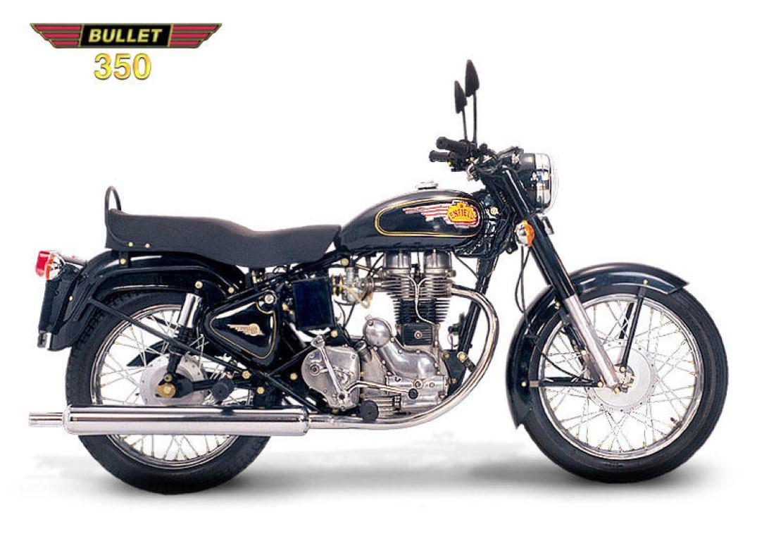 Royal-Enfield 350 Bullet