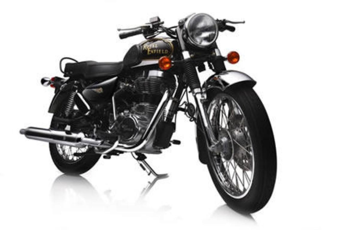 Royal-Enfield 500 Bullet Deluxe
