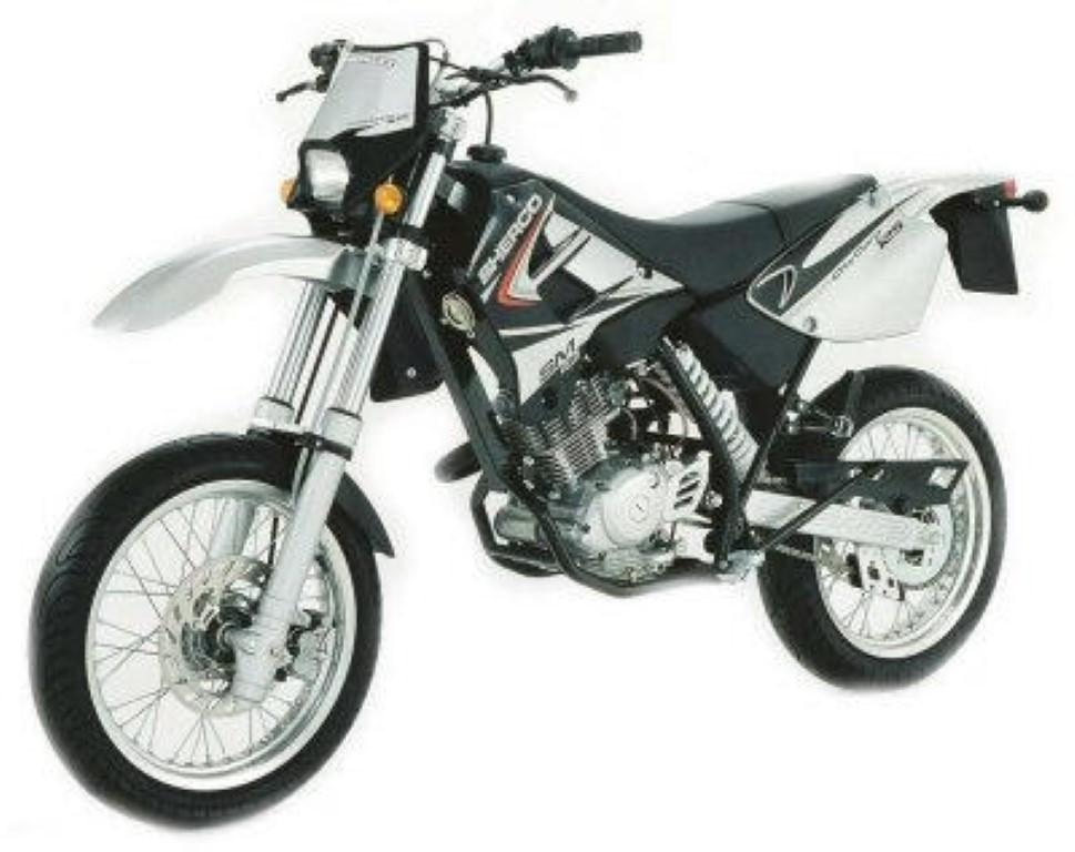 Siamoto Supermotard 125