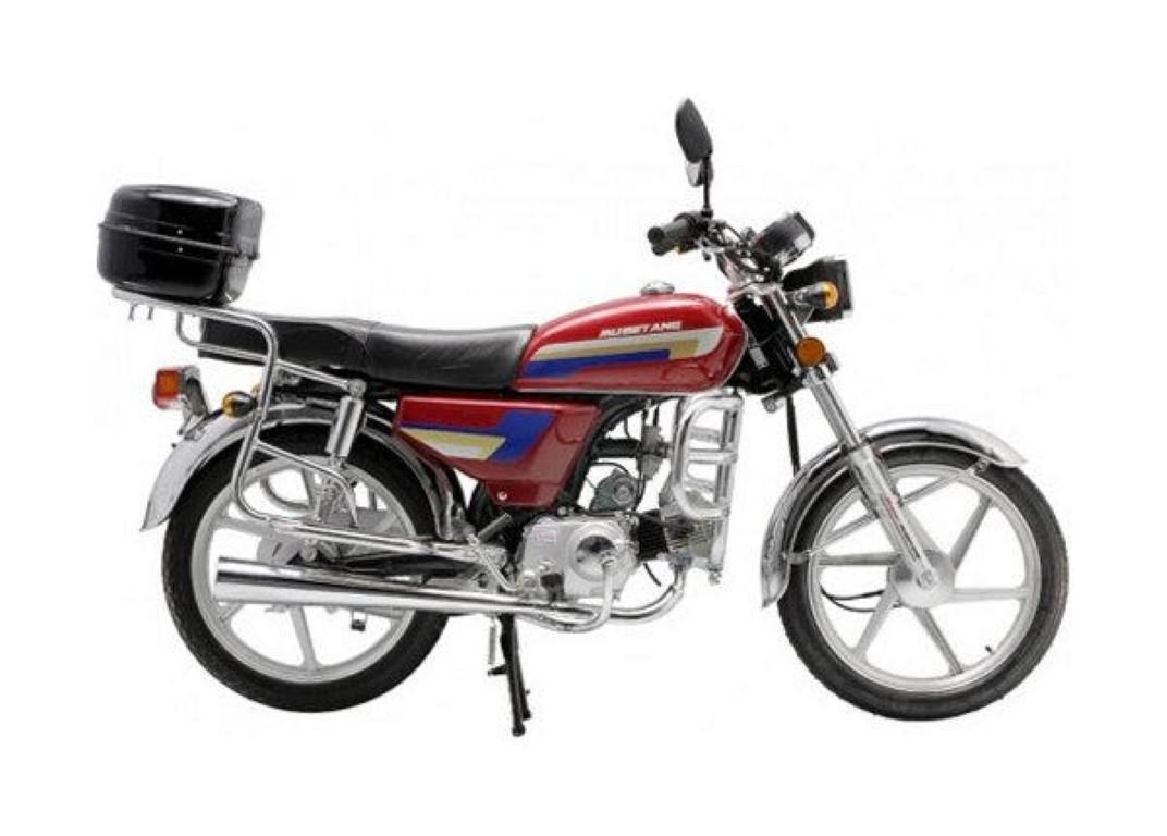 Stels Orion Moped