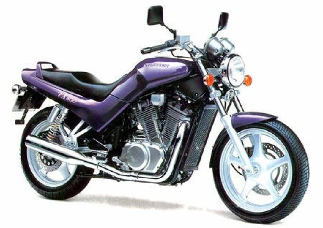 Suzuki VX 800 (reduced effect)