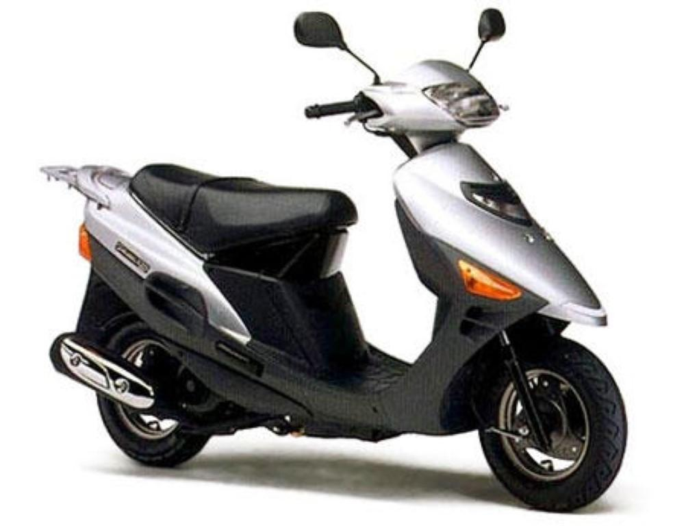 suzuki vecstar 125 technical data of scooters scooters fuel economy information. Black Bedroom Furniture Sets. Home Design Ideas