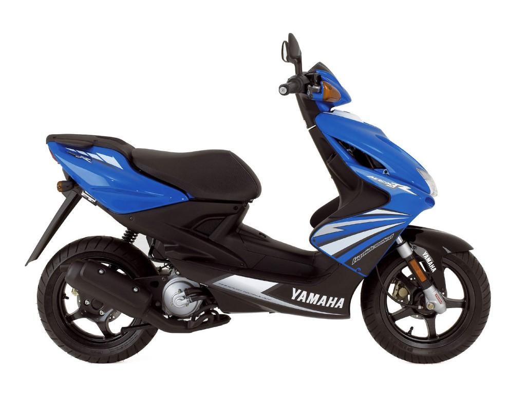 Yamaha Aerox 100 Technical Data Of Scooters Scooters