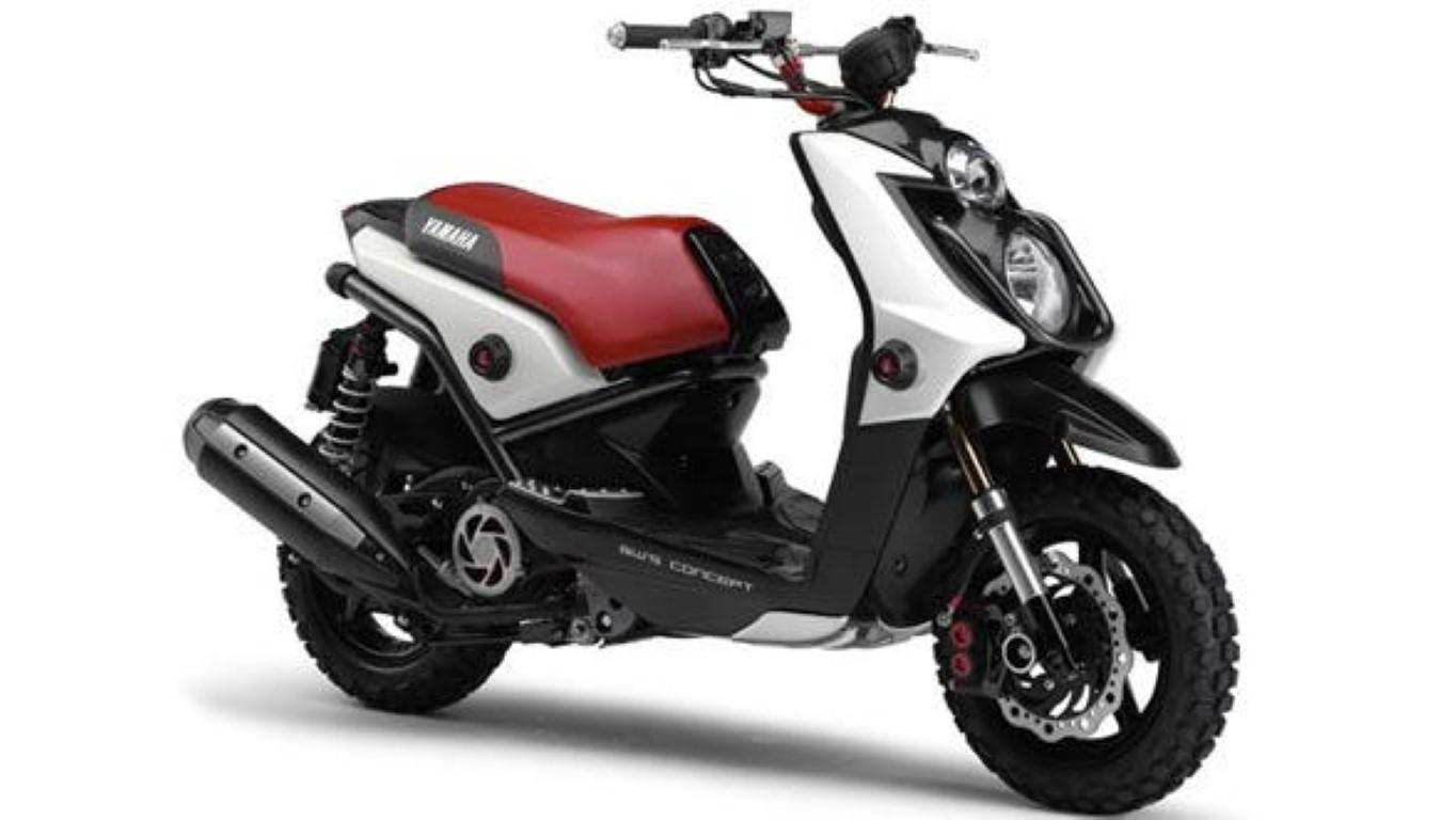yamaha bws fi 125 technical data power torque fuel. Black Bedroom Furniture Sets. Home Design Ideas