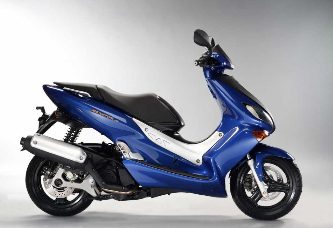 yamaha maxter 125cc technical data power torque fuel. Black Bedroom Furniture Sets. Home Design Ideas