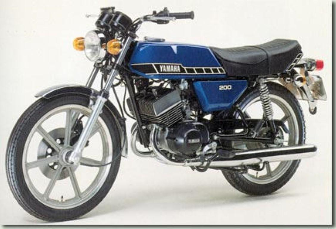 Yamaha Rd Motorcycles For Sale