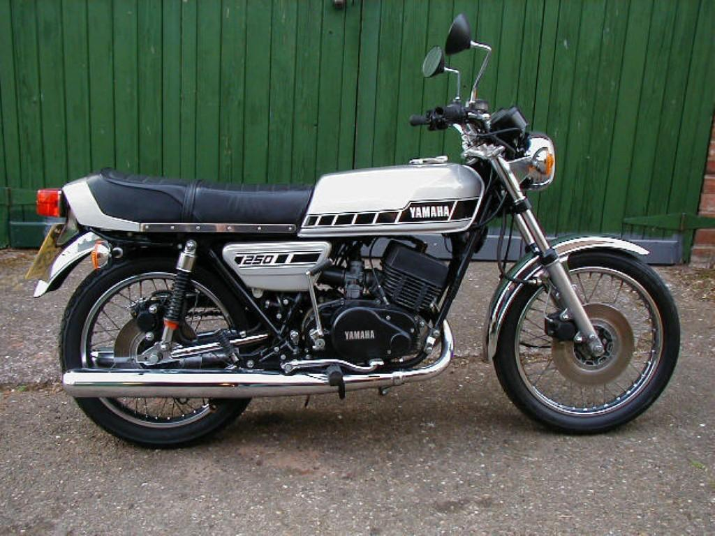 Yamaha RD 250 (5-speed)