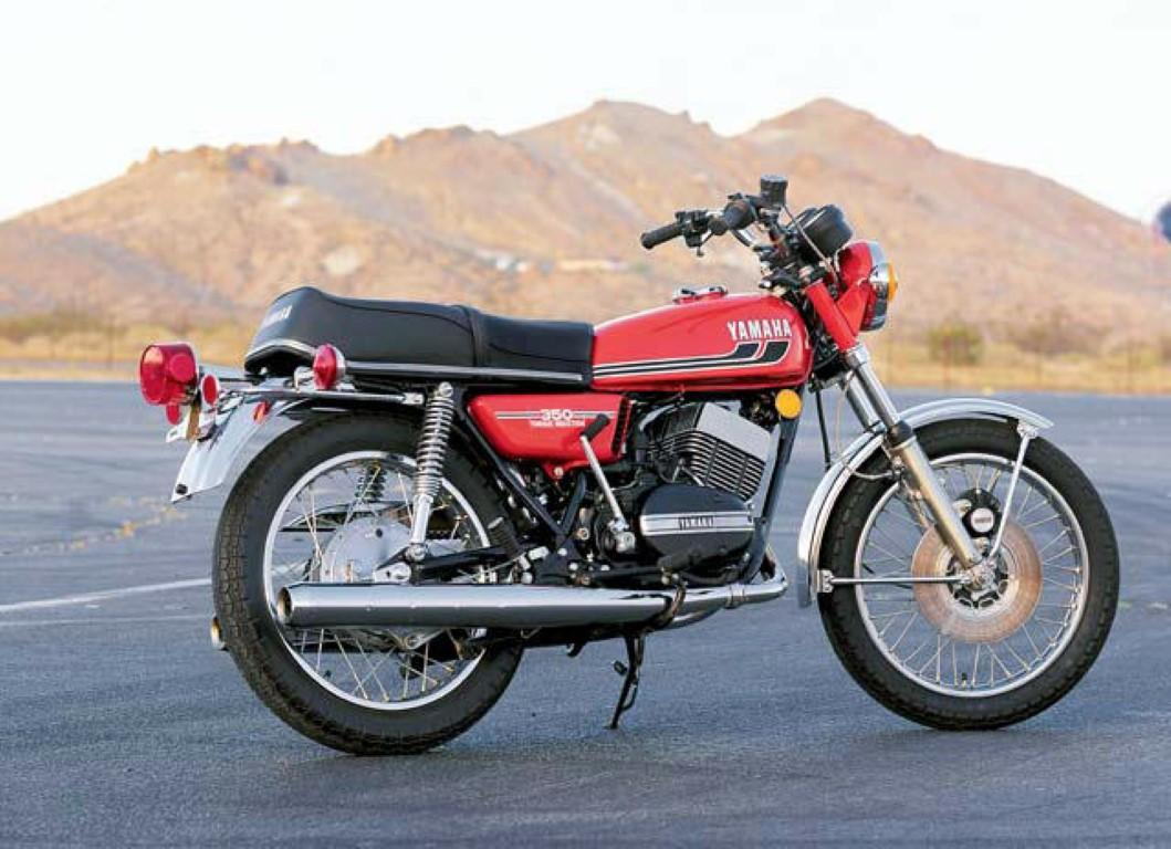 Yamaha RD 350 (5-speed)