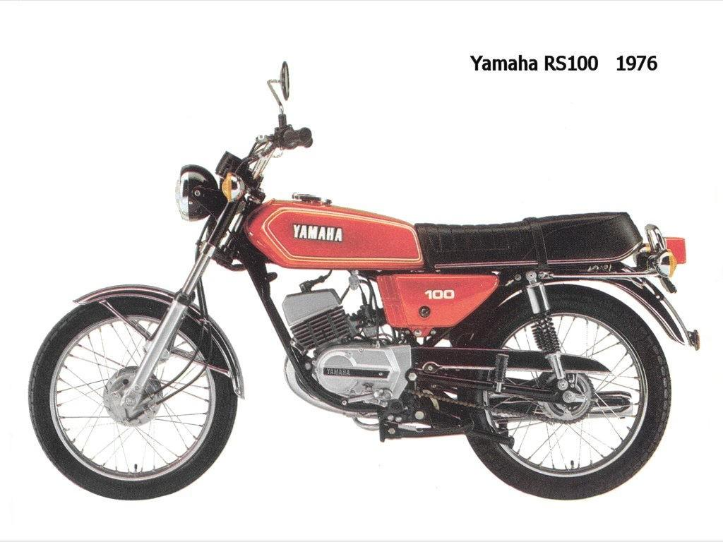 Yamaha RS 100 DX