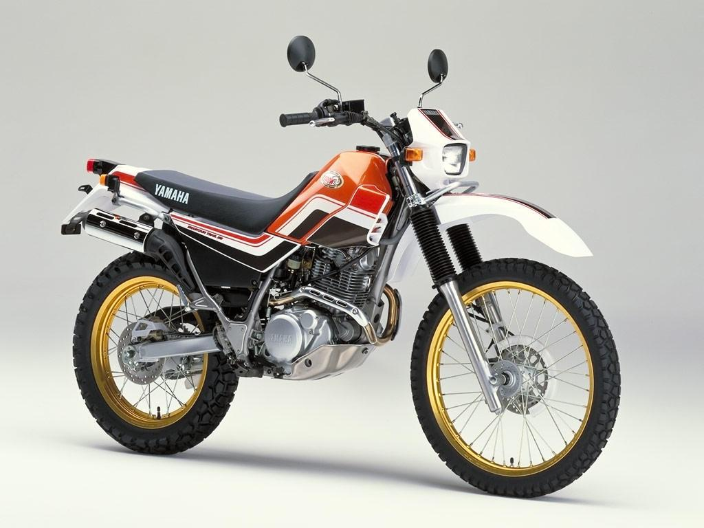 Yamaha Serow 225 WE