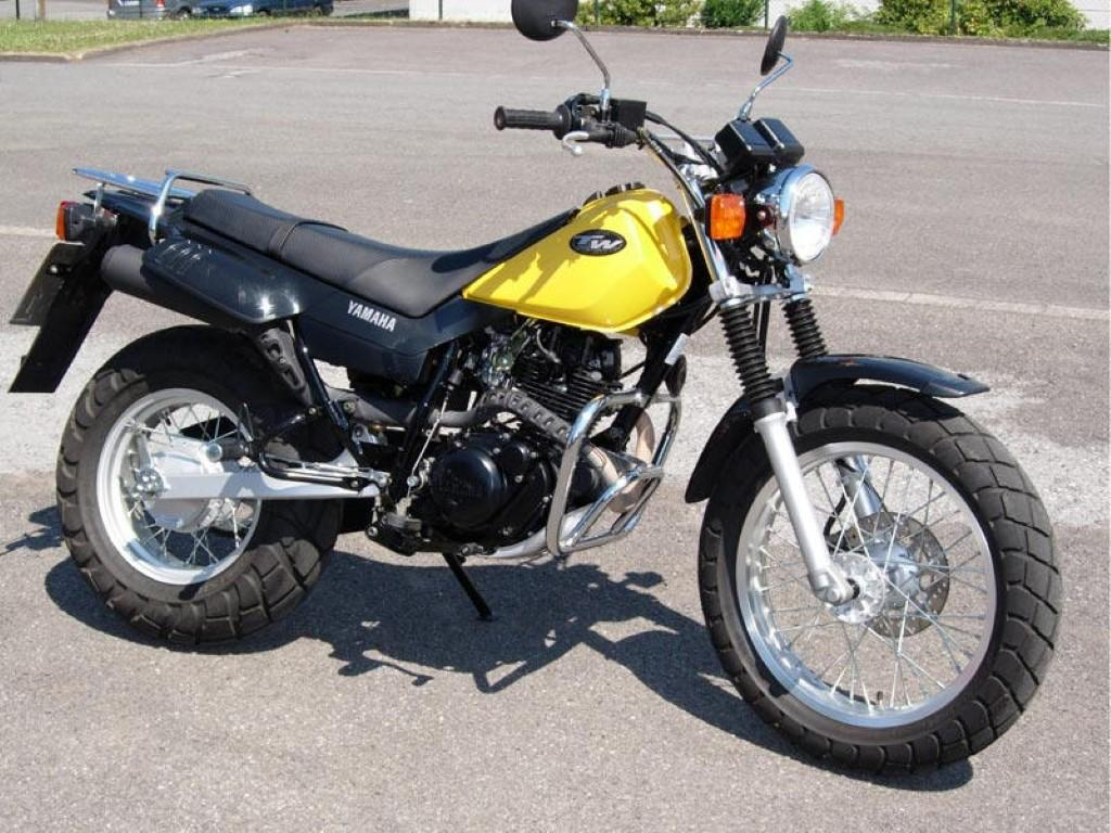 yamaha tw 125 technical data of motorcycle motorcycle fuel economy information. Black Bedroom Furniture Sets. Home Design Ideas